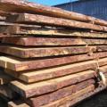 Unedged board (pine)